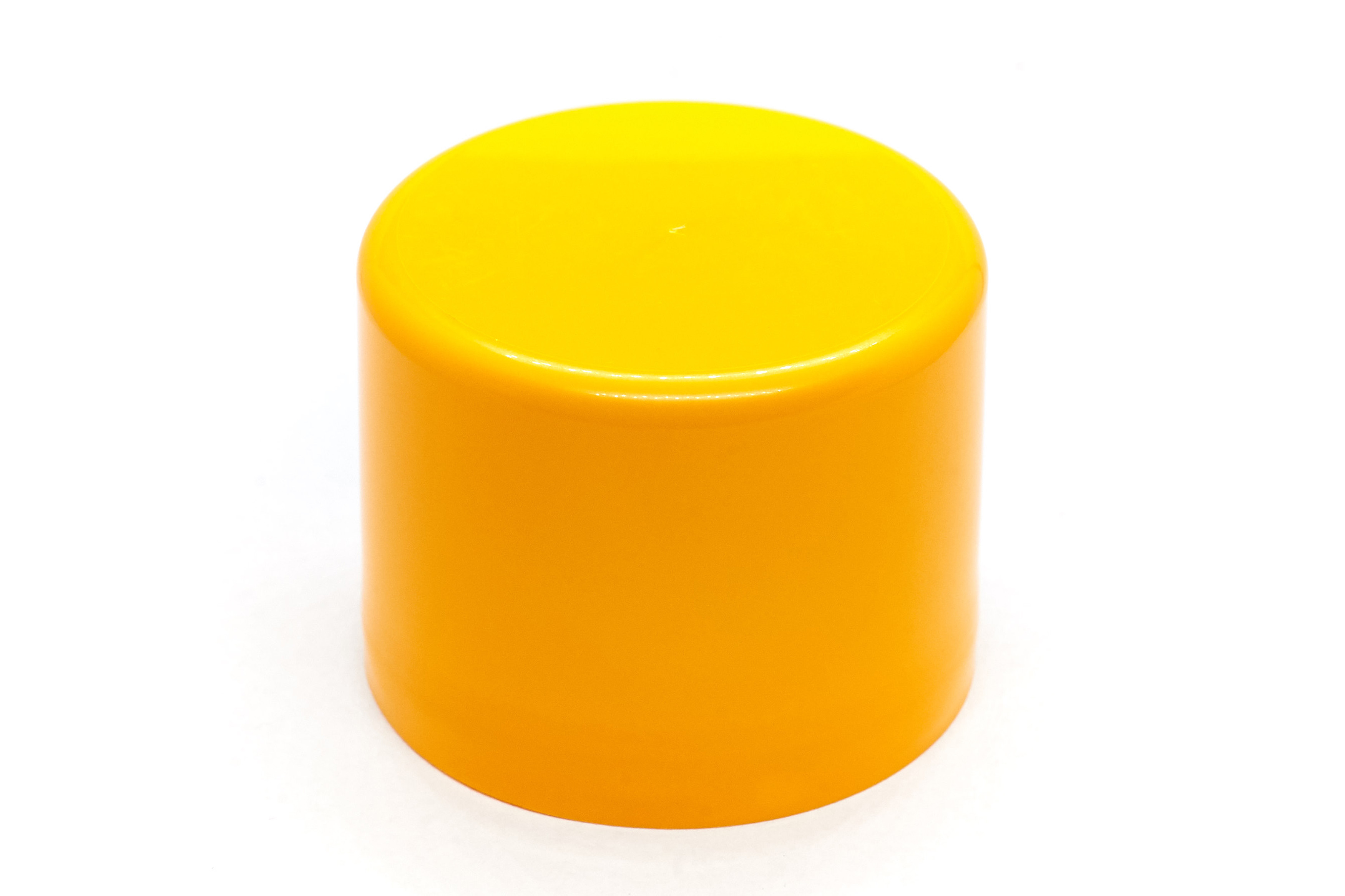 Plastic threaded Coloured Cap from manufacturer